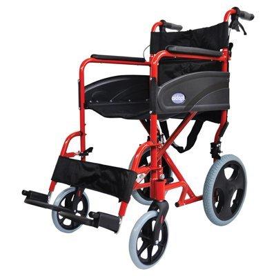 Aluminium Compact Transit Wheelchair