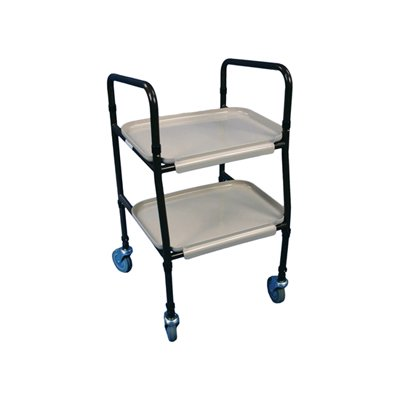 Height Adjustable Strolley Trolley