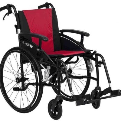 VanOs G-Logic Self Propelled Wheelchair