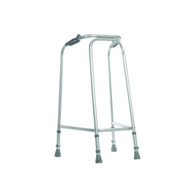 Ultra Narrow Lightweight Walking Frame No Wheels