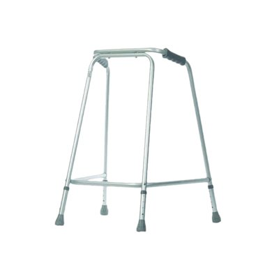 Lightweight Walking Frame No Wheels