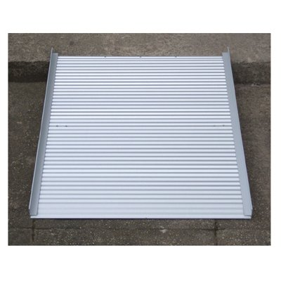 Roll Up Aluminium Ramp