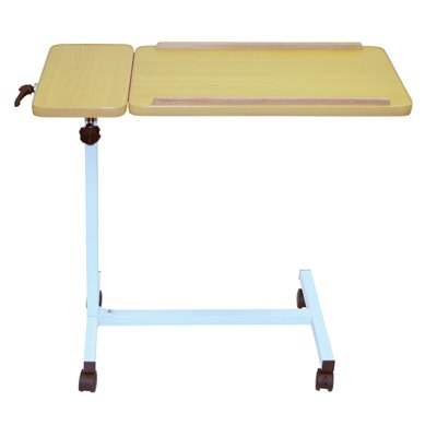 Deluxe Multi Purpose Overbed Wheeled Table