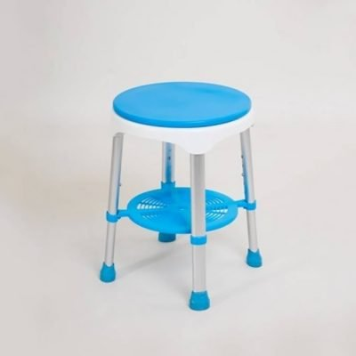 Atlantis Swivel Seat Shower Stool