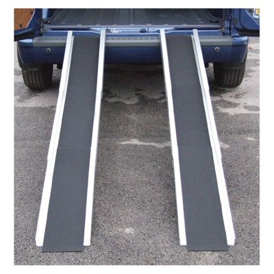 Lightweight Channel Ramp