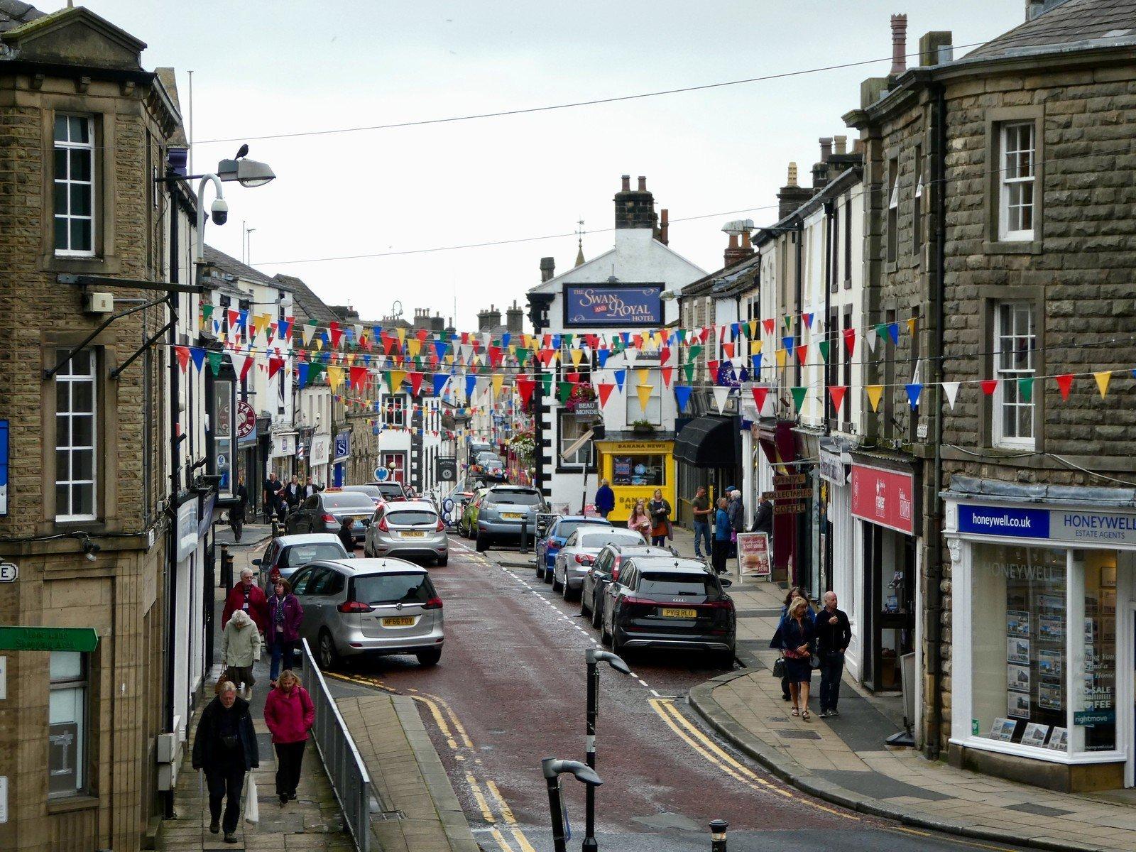 Clitheroe Castle Street